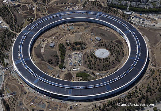 Apple Park, Cupertino, California