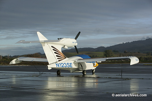 © aerialarchives.com Seawind One, seaplane, AHLC3813
